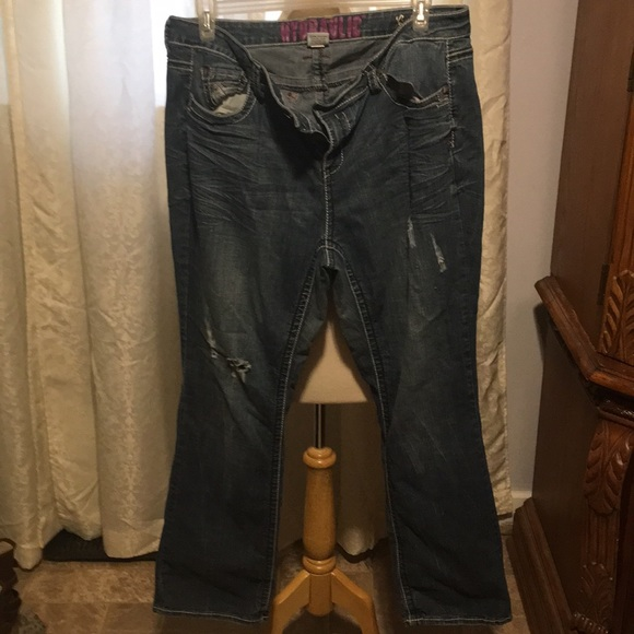 Hydraulic Jeans size 20